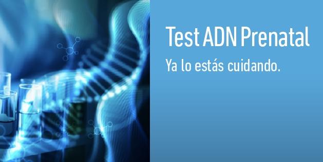 test adn prenatal