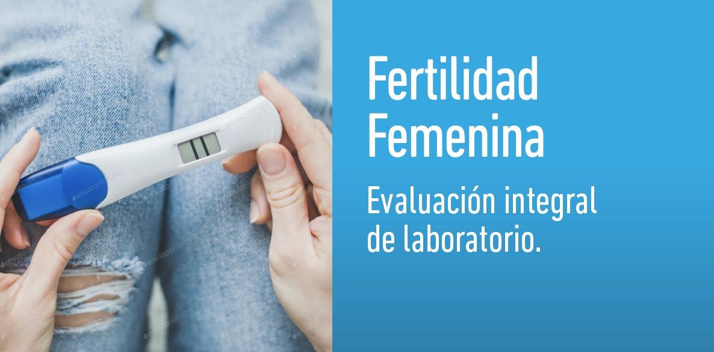 Estudios de fertilidad femenina
