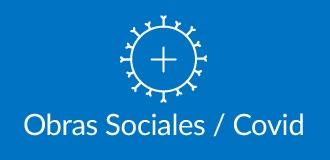 obras sociales - estudios COVID-19