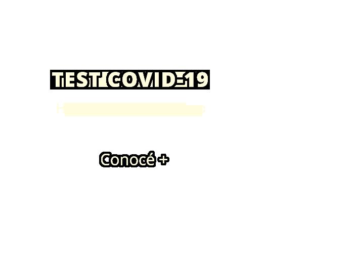 Tests de COVID-19