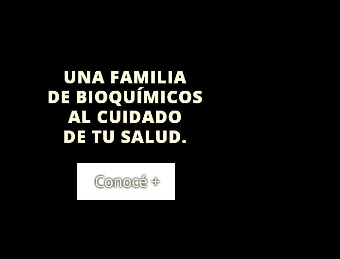 Una familia de bioquímicos al cuidado de tu salud